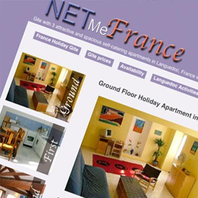 Net Me France - Holidays with internet access