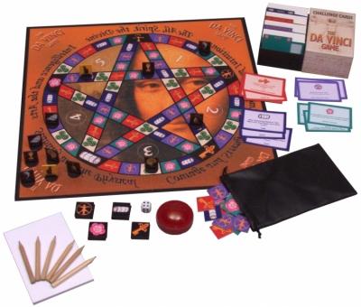 The Da Vinci Board Game