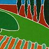 Treesize - Acrylic landscapes