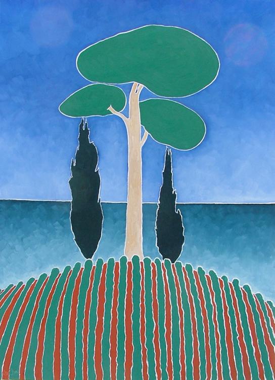 Allison Carmichael French<br /> Landscape Painting